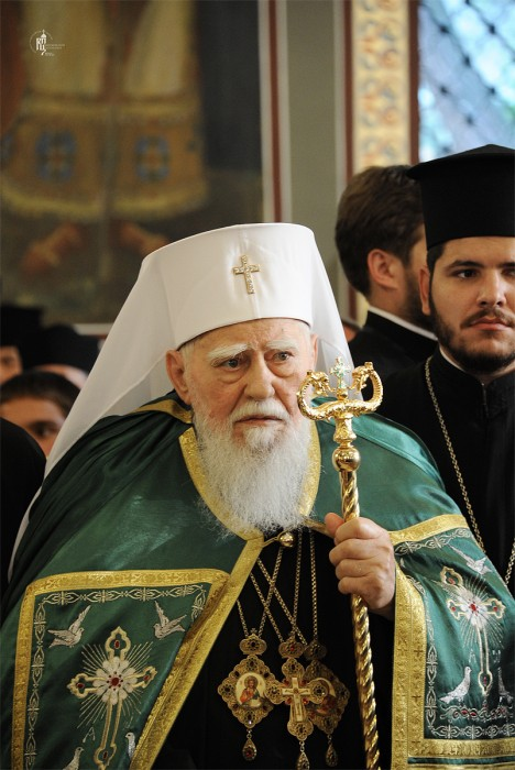 Patriarch Maxim of Bulgarian Orthodox Church a holy man of our times