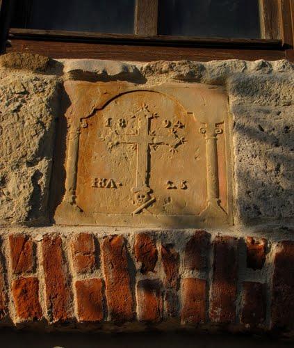 1984 Church entrance Tsarevo Church on Sea rocks picture