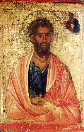 1st ArchiBishop (Patriach) of Jerusalem, First Patriach of Jerusalem Orthodox Church, Saint Apostle James - The Lord's brother by flesh