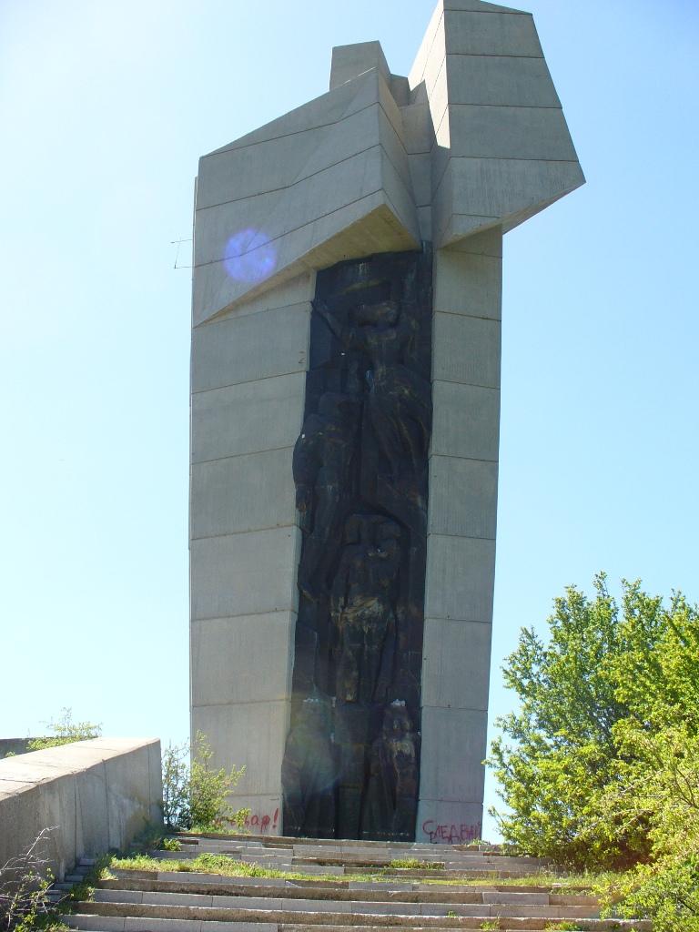 Bakadjik-memorial-of-Russian-Liberators-3