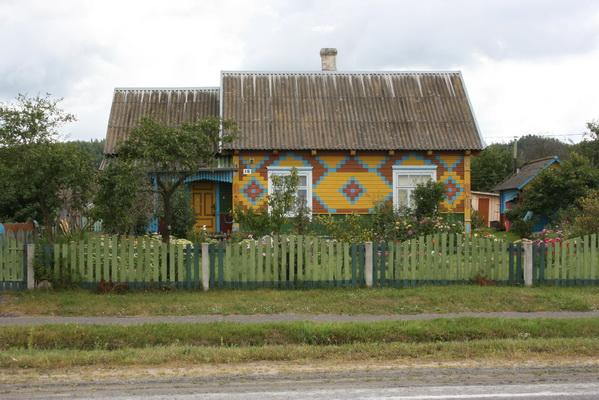 Belarus-ex-USSR-village