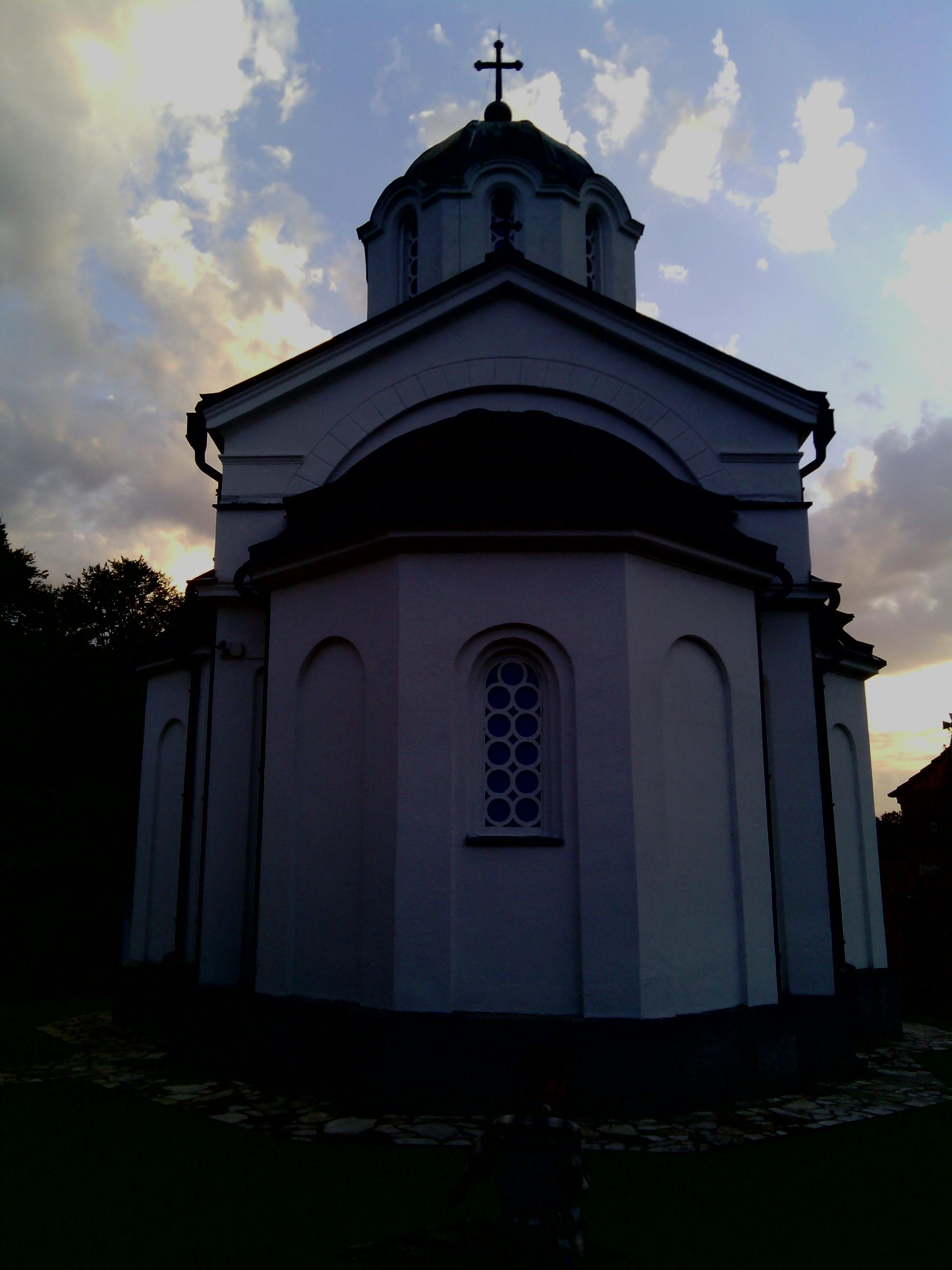 Crkva kaona Monastir