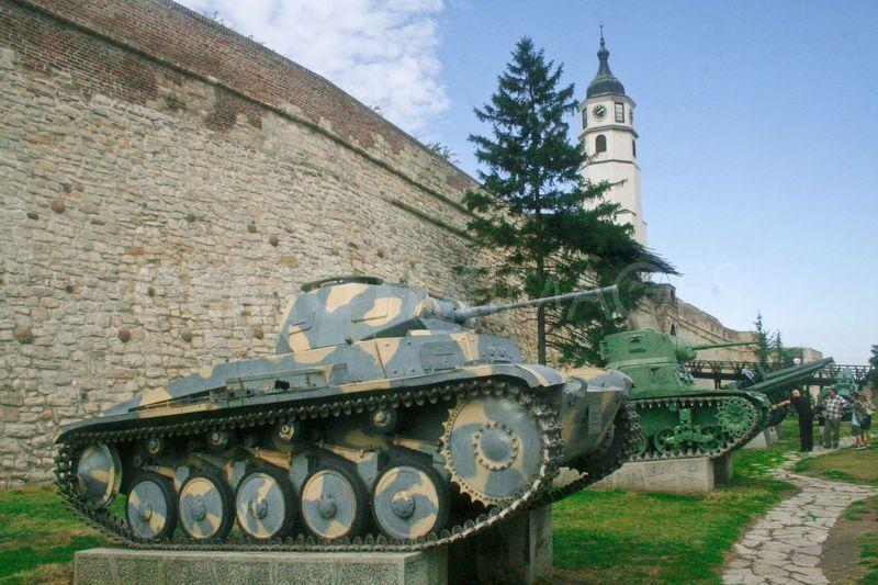 Military-museum-belgrad-voenen-muzei-Belgrad