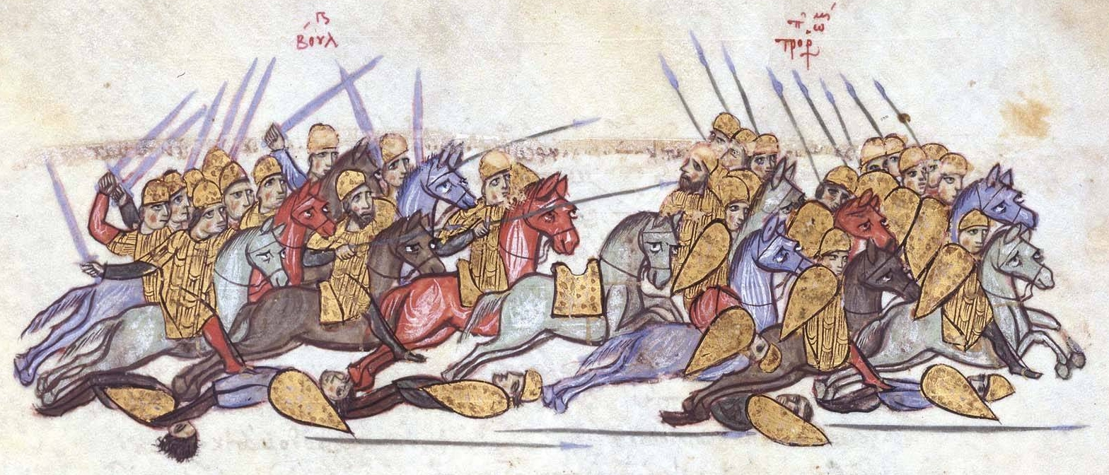 Bulgarians_defeat_the_Byzantines_at_Anchialos_battle_biggest-battle-of-10-th-century-medieval-times