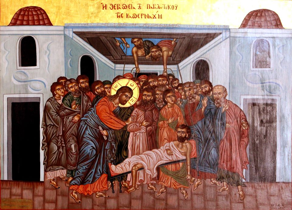 Christ-healing-the-paralytic-eastern-orthodox-christian-icon