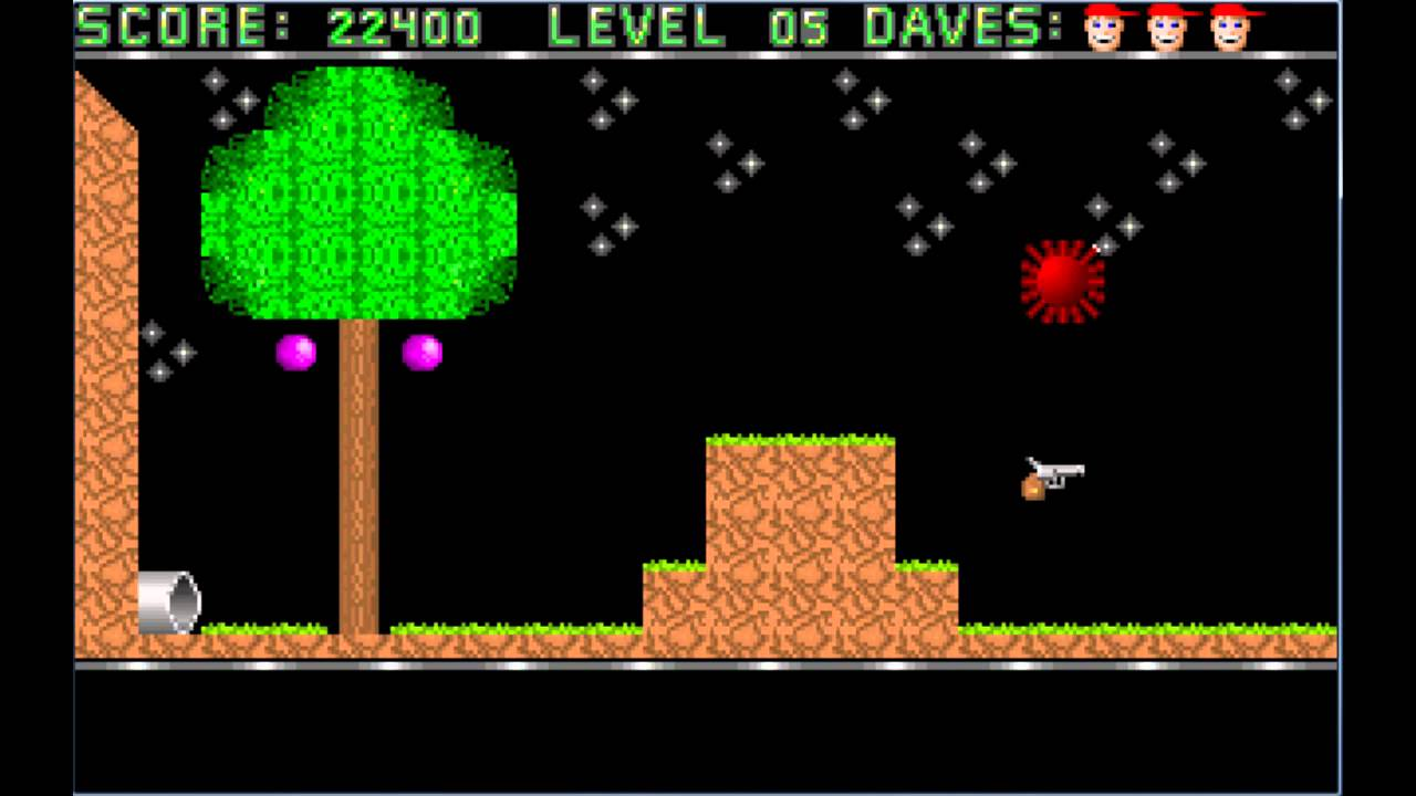 Dangerous_Dave-computer-classic-game-now-for-iphone-level5-screenshot