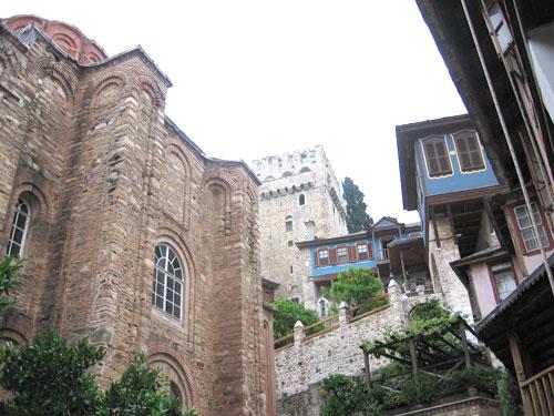 Dochiariou_monastery_in_honor_of_Archangel_Michael_Holy_Mount_Athos_Agios_Oros