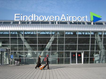 Eindhoven Airport Netherlands Holland - Sofia wizzair flight picture
