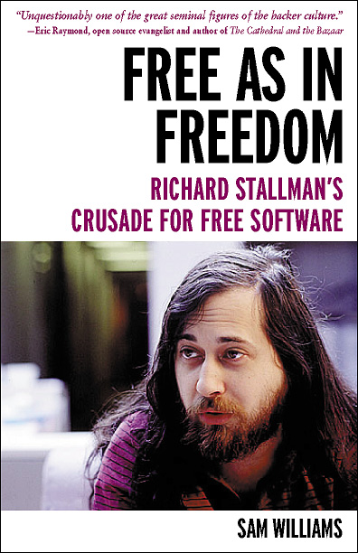 convert ps to pdf linux,Free as in Freedom book cover - Richard Stallman GNU and Free Software Father