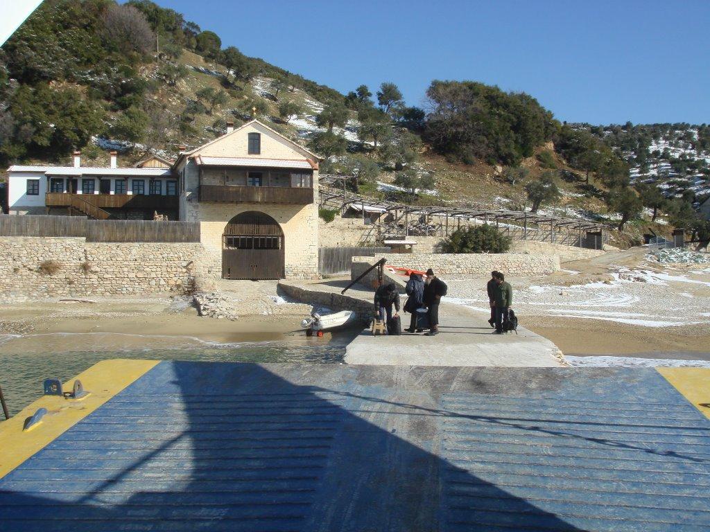 Hilandar_Serbian_Monastery_port_Serbian_port