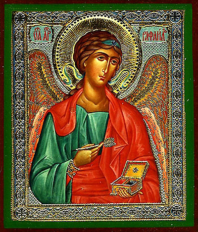 Holy-Archangel-Raphael-orthodox-icon