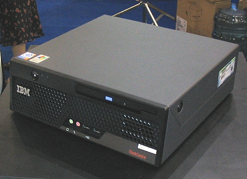 IBM Desktop ThinkCentre old pc-freak hardware server PC