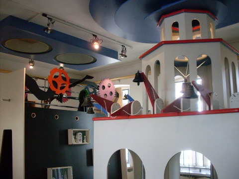 Kids-Museum-Polotsk-Belarusian-architect-Church-in-building