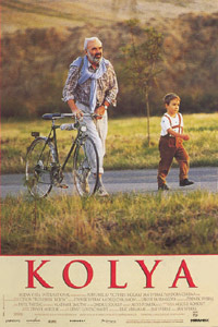 Kolya czech movie cover