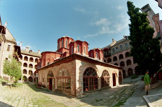Koutlomous_Orthodox_Monastery_Holy_mount-Athos-near-Karya-the-monastery-where-the_Elder_Paisios-was-monk
