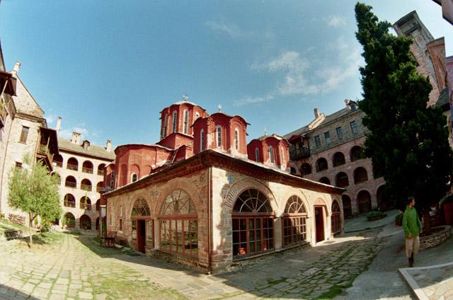 Koutlomous_Orthodox_Monastery_Holy_mount-Athos-near-Karya-the-monastery-where-the_Elder_Paisios-was-monk