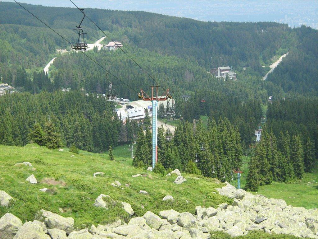 Landscape-view-of-Hija-Aleko-Vitosha-Sofia-national-park