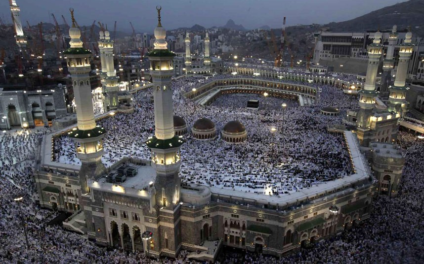 The frequent deaths in Mecca in Muslim Islamic Hajj a proof islam is a false religion