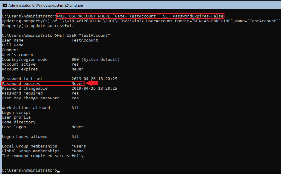 NET-USER-set-password-policy-to-Never-expiry-MS-Windows