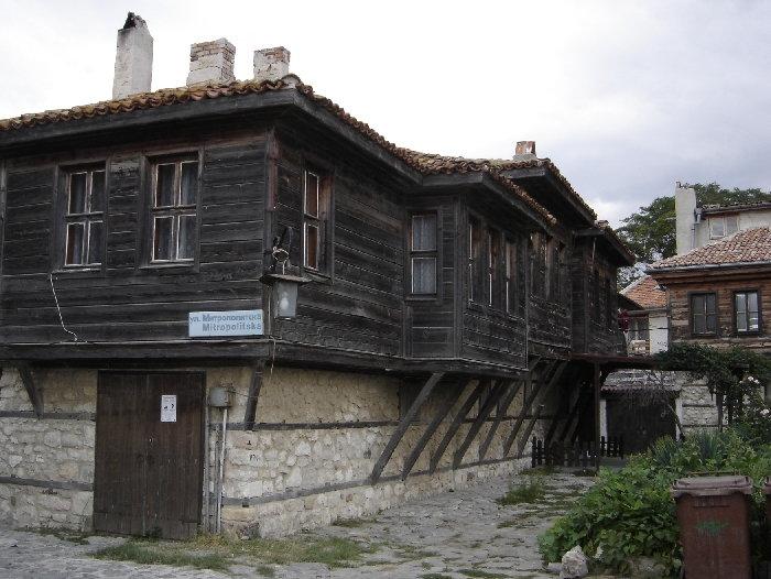 Nesebar_-_Wooden_Houses