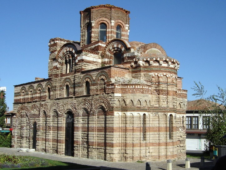 Nesebar_Church-of-Christ-Pantokrator