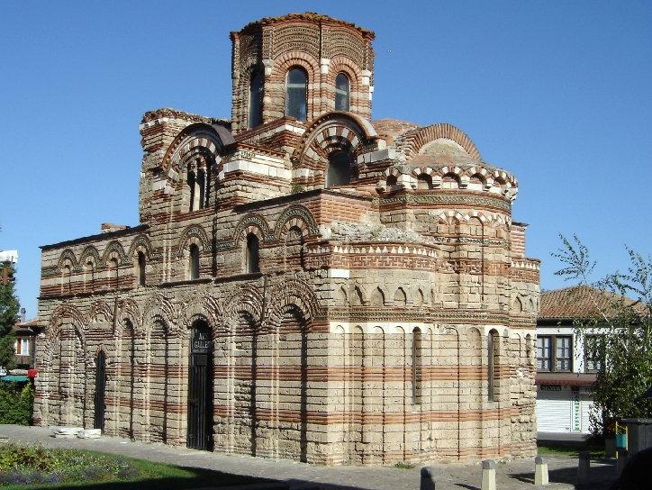 Nesebar_Church-of-Christ-Pantokrator