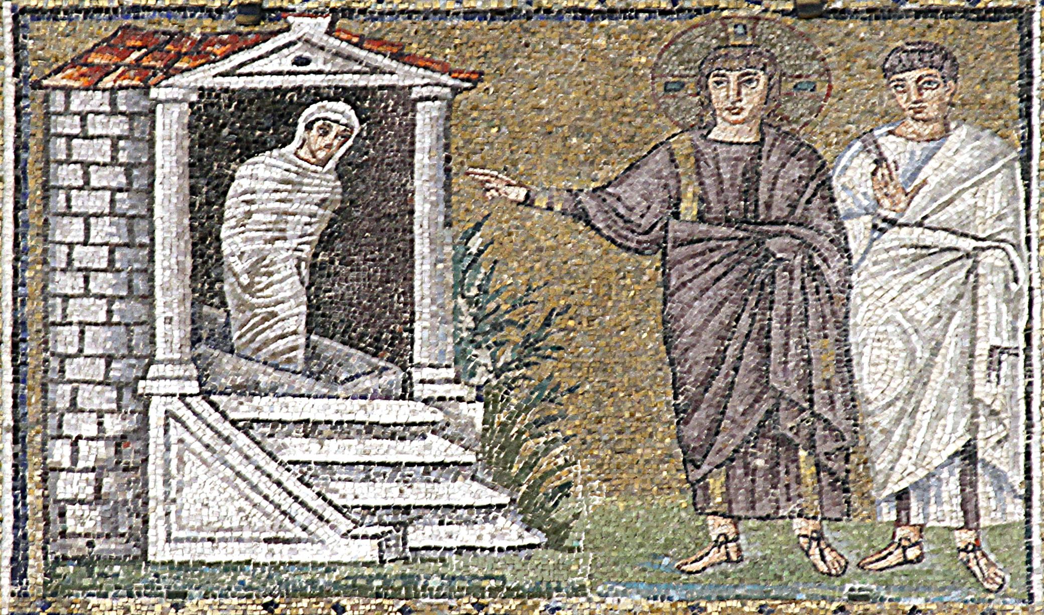 Resurrection_of_Lazarus_Ravenna_Sant_Apollinare_Nuovo_2016