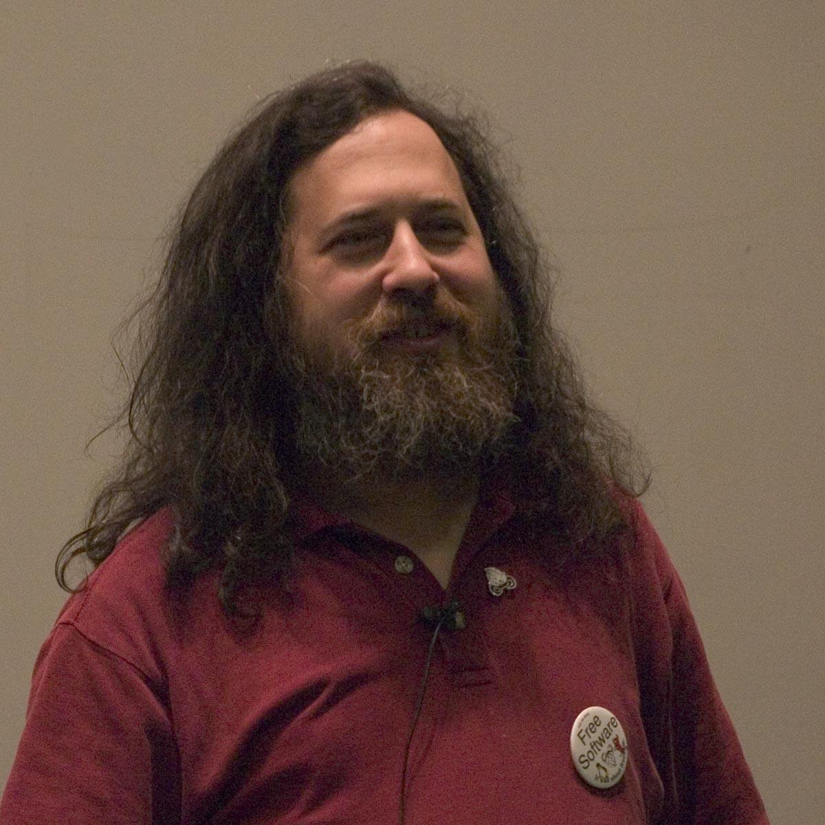 Richard Stallman picture