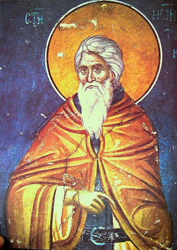 Saint-John-the-Climacus-sveti-Ioan-Lestvichnik-orthodox-icon