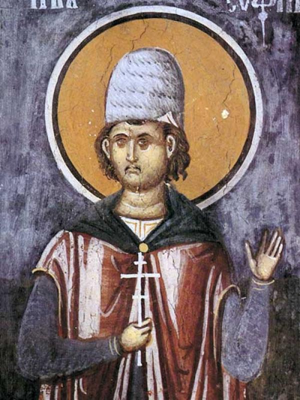 Saint-Martyr-George-of-Sofia-Georgi-Sofijski-in-traditional-wear-kalpak