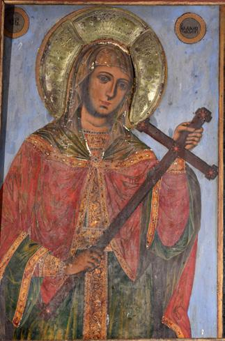 Saint_Nedela_Kyriaki_Icon_by_Dicho_Zograf_in_Saint_Kyriaki_Church_in_Debrene_1844