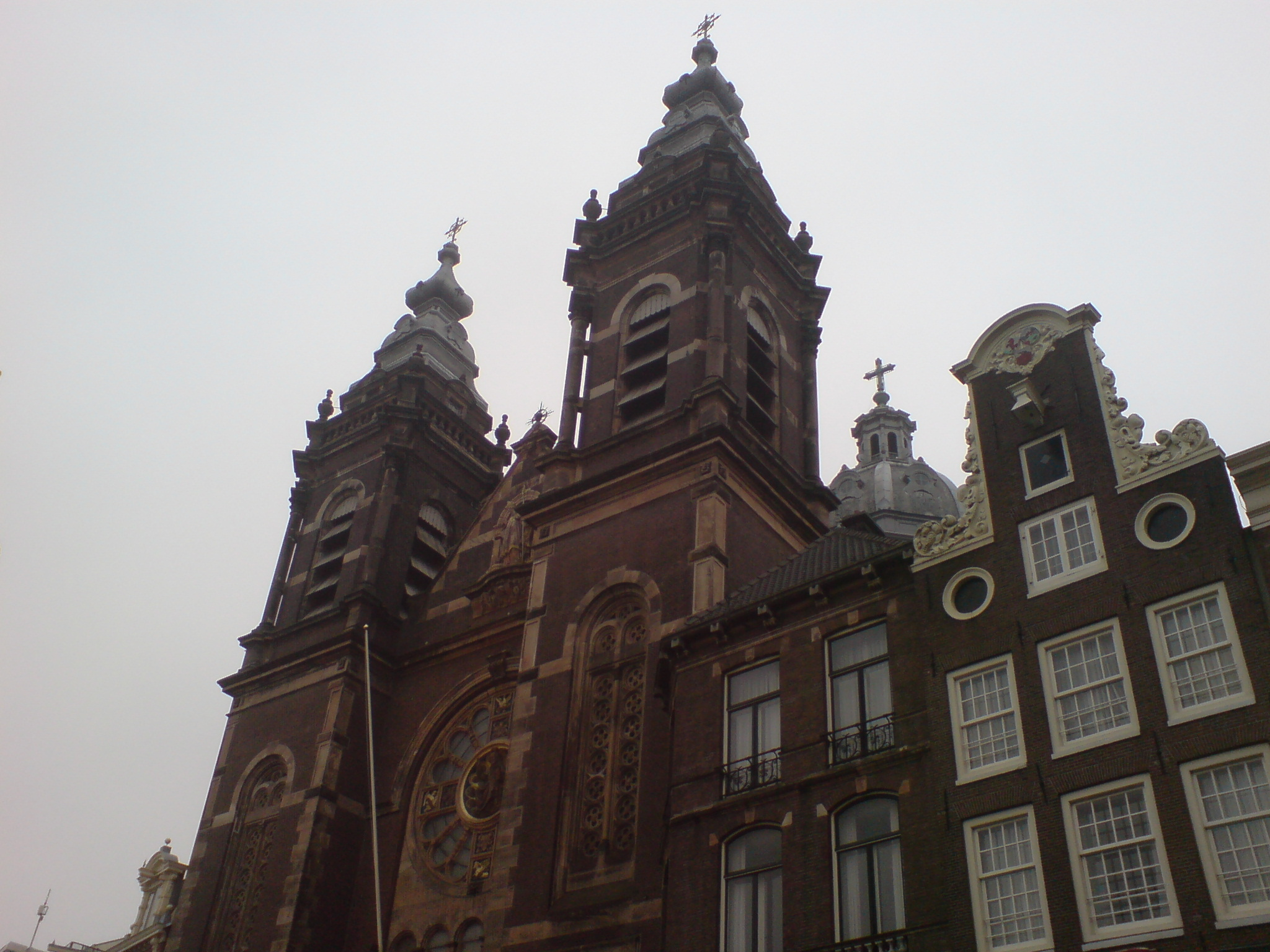 Saint Nicolas Roman Catholic Church near Amsterdam trainstation picture