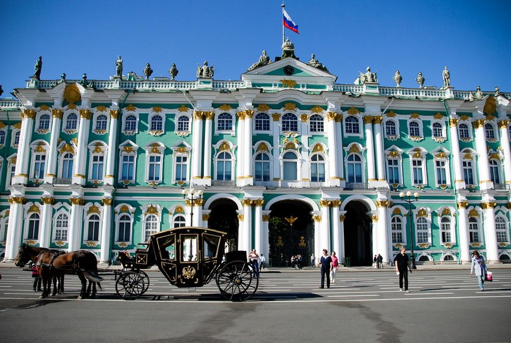 Sankt-Peterburg-Hermitage