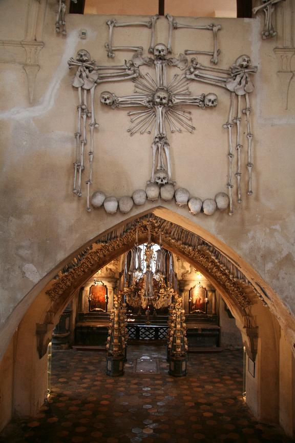 Seldec Osuary, Church of Bones entrance