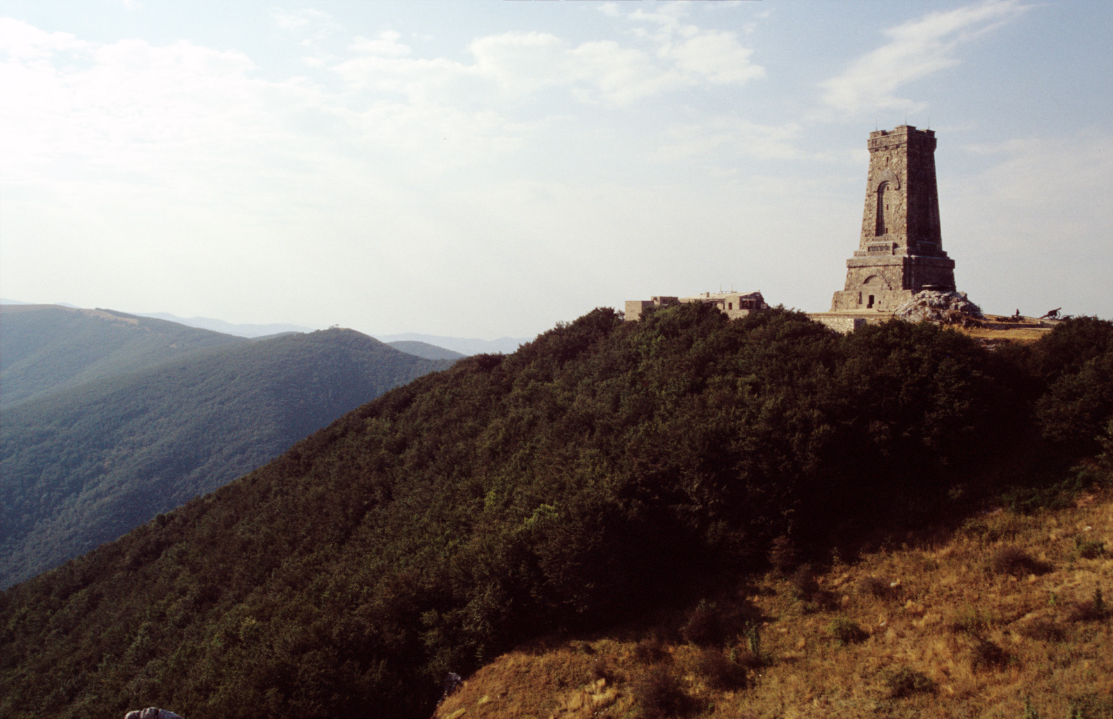Shipka_Bulgarian_turkish-slavery-liberation_memorial_stone
