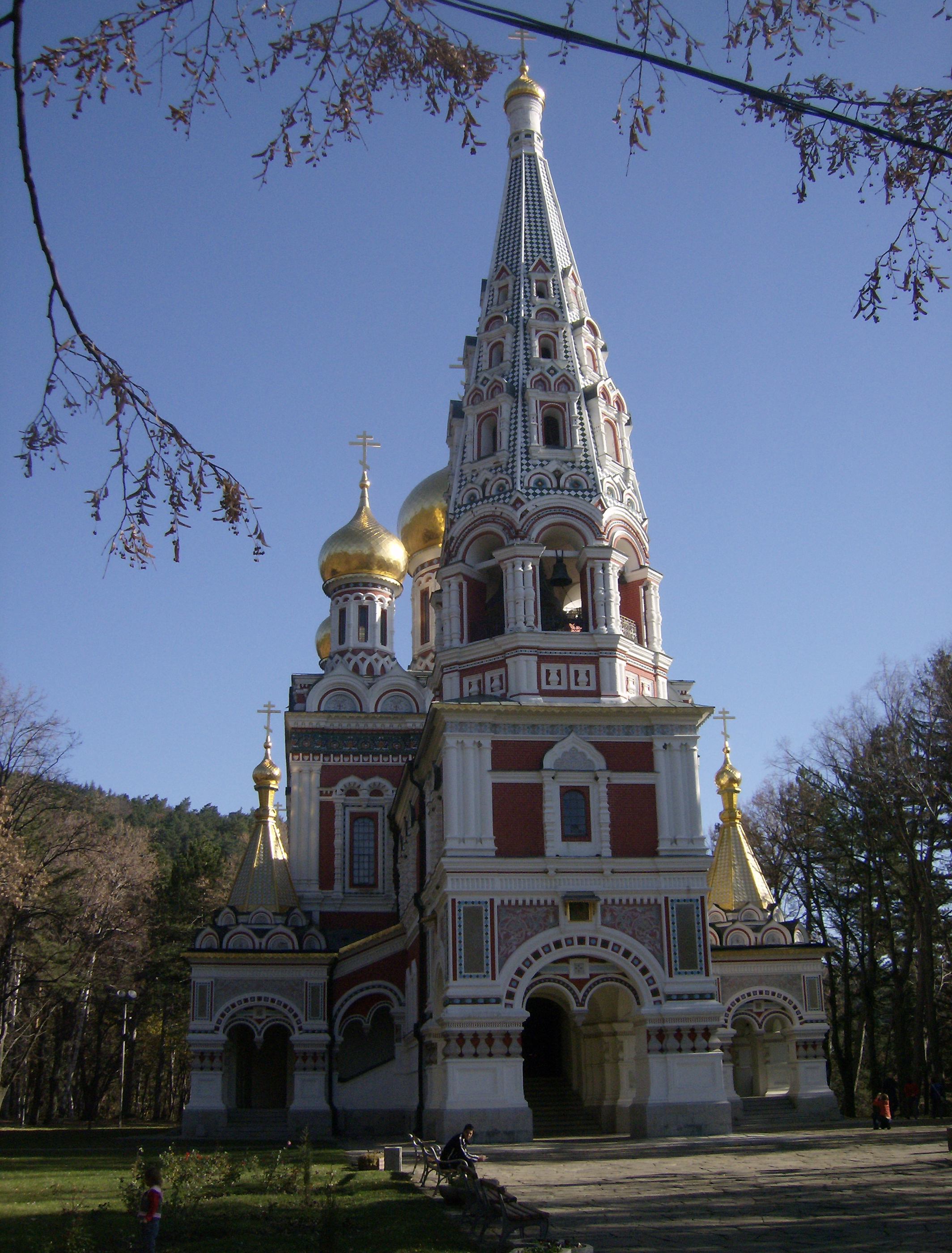 Shipka Memorial Church, Rozhdestvo Hristovo - Birth of Christ cyrkva picture