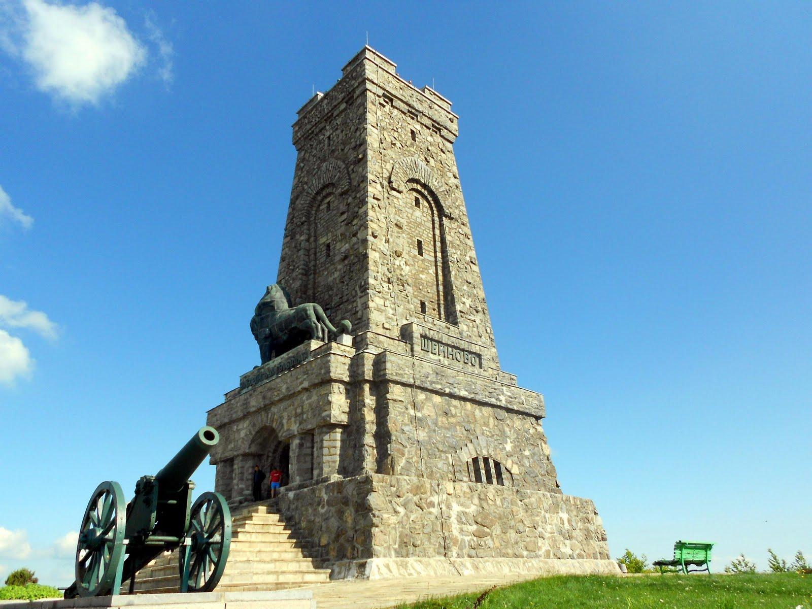 Shipka_memorial_stone-of-Russian-Turkish-war-and-liberation-of-Bulgaria