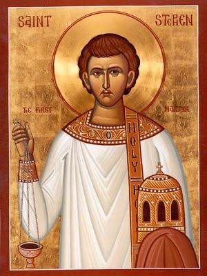 St. Stephen Orthodox Christian icon