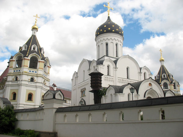 St_Elizabeth_Monastery_Monastery_Minsk-picture