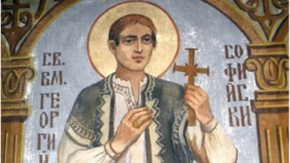 Sveti_Georgi_Novi-Sofijski-wall-painting-icon-st-George-Sofia