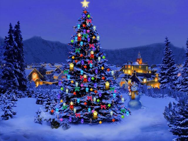 the legend of the christmas tree and why do we put christmas trees at home in christmas time