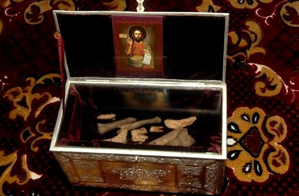 The_Holy_Relics-of-Saint-John-The-Baptist-kept-in-Saint-Cyril-Church-Sozopol