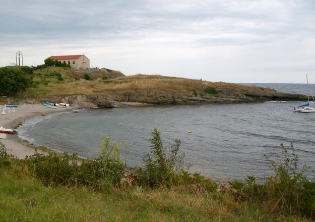 Tsarevo Cliff Church Uspenie Bogorodichno Dormition of Theotokos