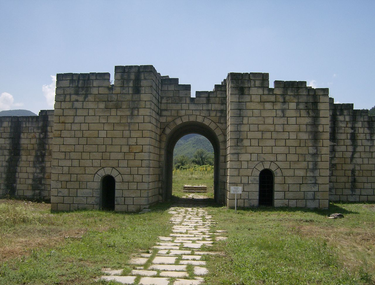Veliki-Preslav_fortress_main-ancient-Christian-center-in-the-10th-century-on-the-Balkans