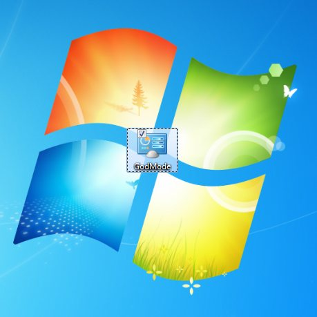 Windows 7 Vista God Mode little known windows hidden feature, GodMode Microsoft Windows 7 and MS Vista, built in microsoft windows hack shortcut