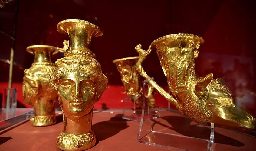 World-famous-Thracian-Treasury-picture