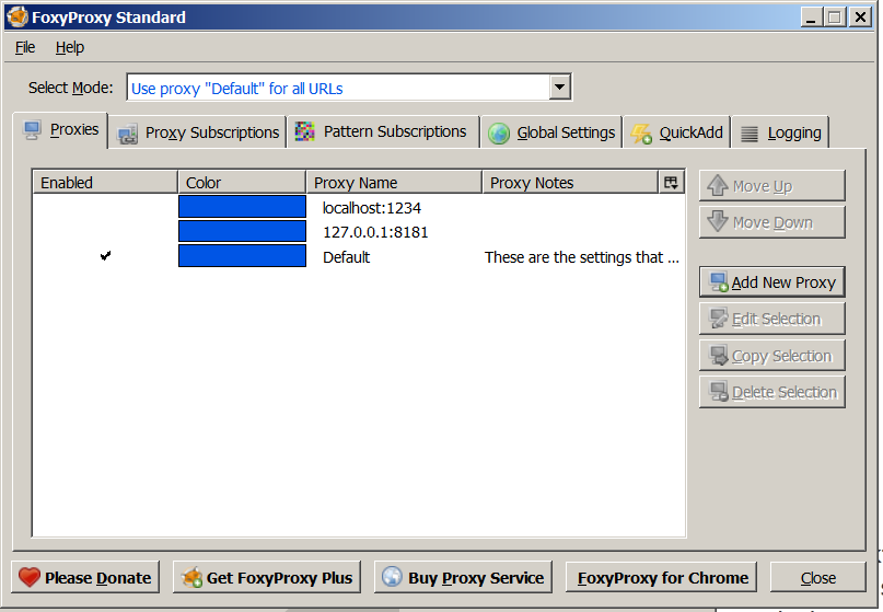 add-multiple-proxies-and-choose-between-them-on-firefox-foxyproxy-screenshot