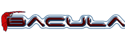 Bacula professional GNU Linux Freebsd Netbsd backup software logo with bat