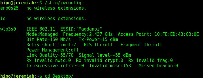 https://www.pc-freak.net/images/check-wireless-frequency-access-point-mac-and-wireless-name-iwconfig-linux
