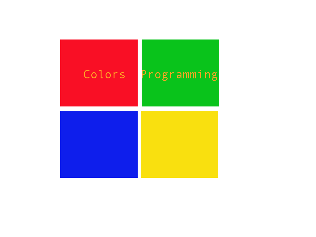 Colors Programming Color mind Programming, how big companies boost their sales and make up your mind